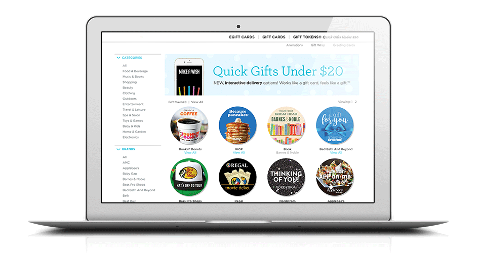 Innovative Physical and Digital Gift Card Solutions