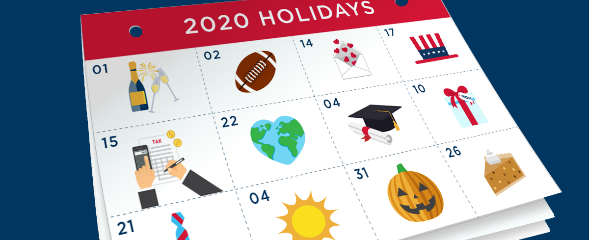 Promotions  tied to  special calendar dates  can  help drive card purchases.