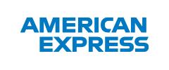 Brand – American Express logo.