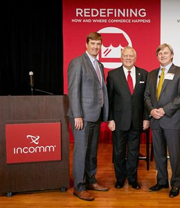 Fintech Insights – Bert Brantley, Gov. Nathan Deal and Scott Meyerhoff, COO of InComm.