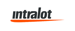 Partners – Intralot logo.