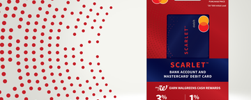 Launch: Scarlet™, a New Bank Account and Debit Mastercard®