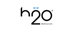 Wireless – h2O Wireless logo.