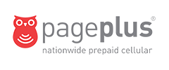 Wireless – PagePlus Cellular logo.