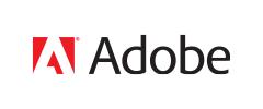 Brand – Adobe logo.