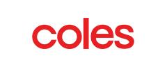 Brand – Coles logo.