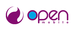 Brand – Open Mobile logo.