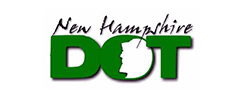 Transit – New Hampshire Department of Transportation logo.