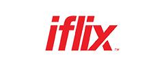 Brand – iflix logo.