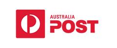 Brand – Australia Post logo.