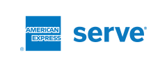 Financial Services – American Express Serve logo.