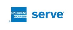 Financial Services – American Express Serve logo.