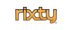 Brand – Rixty logo.