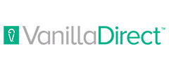 Financial Services – VanillaDirect logo.
