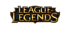 Brand – League of Legends logo.