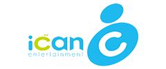 Brand – iCAN logo.