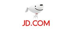 Brand – JD.com logo.