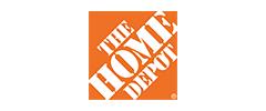 Brand – Home Depot logo.