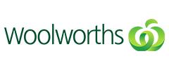Brand – Woolworths logo.