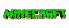 Brand – Minecraft logo.