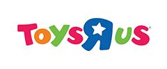 Brand – Toys-R-Us logo.