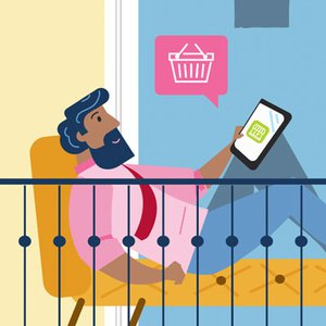 Consumers Are Going Digital in These Difficult Times