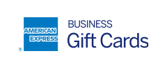 Financial Services – American Express Business Gift Cards logo.