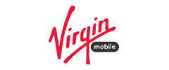 Wireless – Virgin Mobile logo.