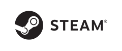 Brand – Steam logo.