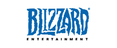 Brand – Blizzard Entertainment logo.
