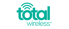 Wireless – Total Wireless logo.
