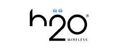 Brand – H2O Wireless logo.