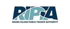 Transit – RIPTA (Rhode Island Public Transit Authority) logo.